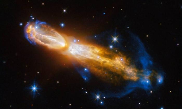 Фото дня: «Хаббл» заснял гибель звезды