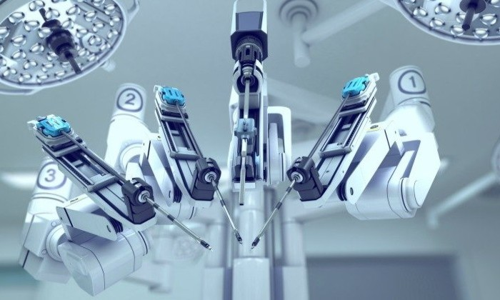 Медицина будущего: робот, делающий операцию на мозге за 2,5 минуты