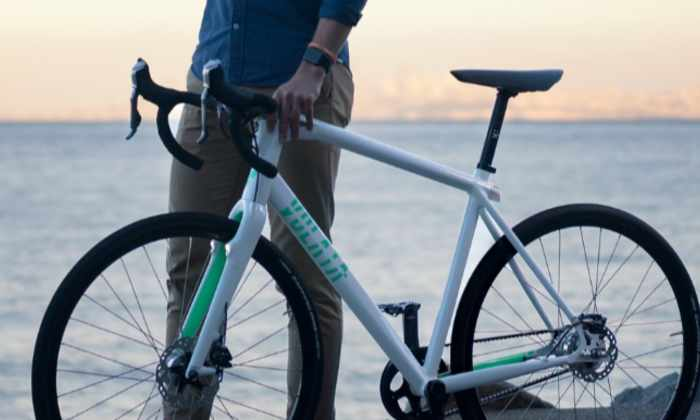 Компания Volata сделала велосипед со встроенным компьютером