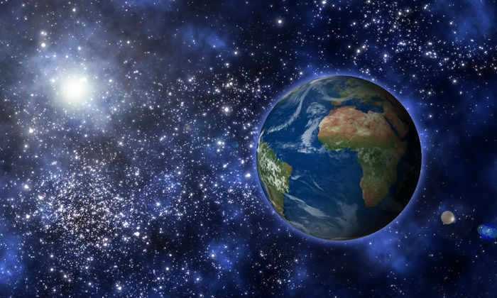 Спутник НАСА снял вращение Земли в течение года