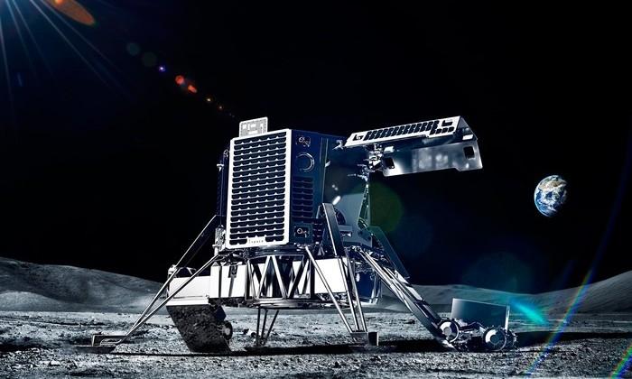 Что известно о роботах, которые построят первые дома землян на Луне