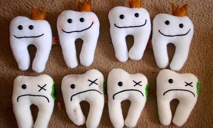 Прощайте, пломбы: найден препарат, который восстанавливает зубы изнутри
