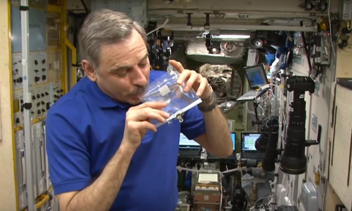 5 фактов о космической пище от шеф-повара МКС