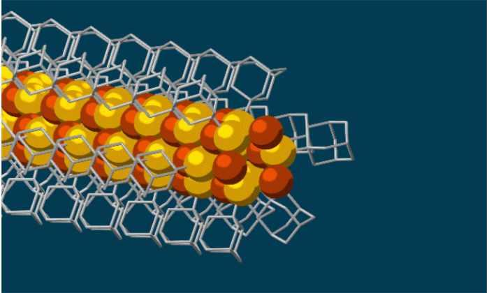 Разработаны провода толщиной в три атома, собираемые по принципу