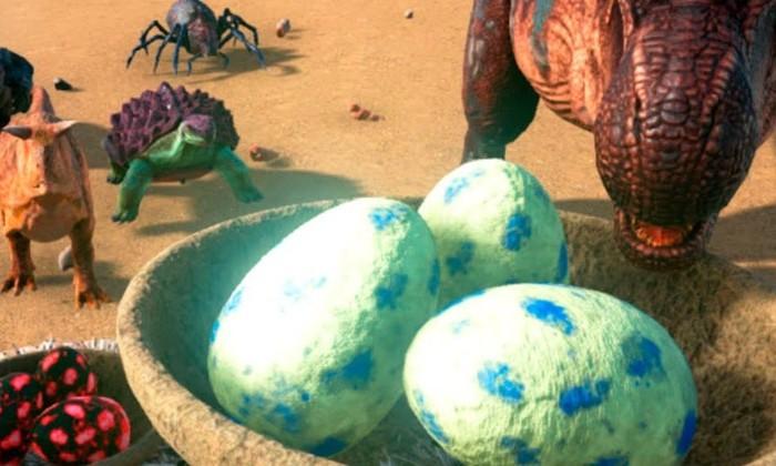 Пастух в Аргентине нашел яйца динозавров с эмбрионами