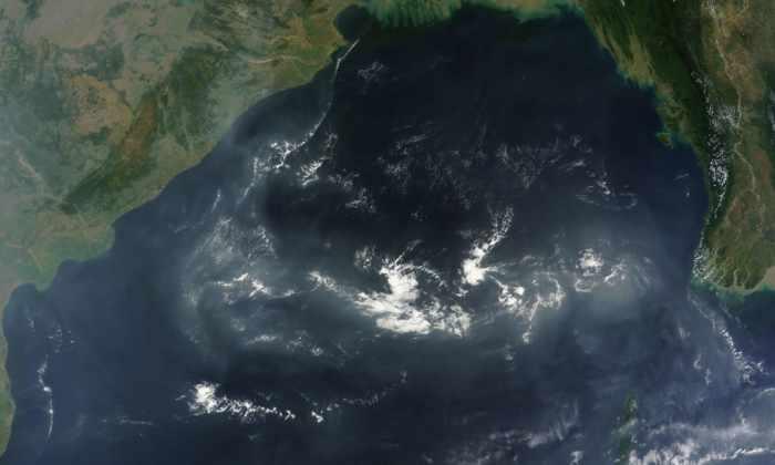 В Бенгальском заливе нашли «мертвую зону»