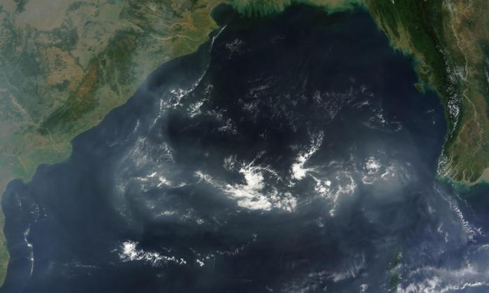 Ученые обнаружили огромную мертвую зону вБенгальском заливе