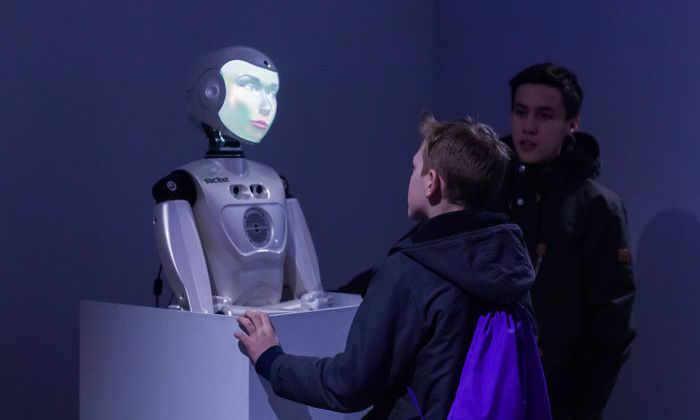 На ВДНХ открылся заповедник роботов