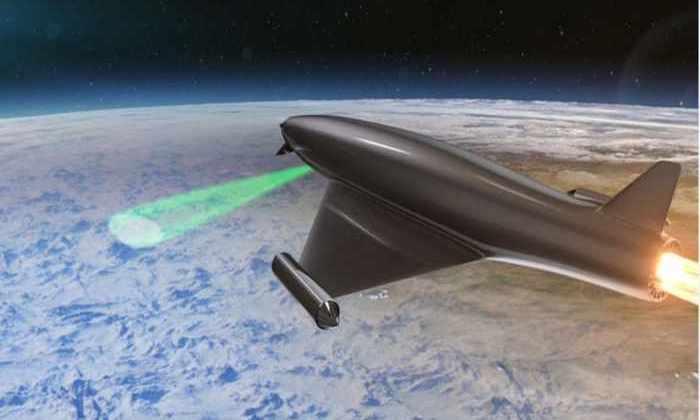 Войны будущего: атмосферные «линзы» защитят войска от лазерного оружия