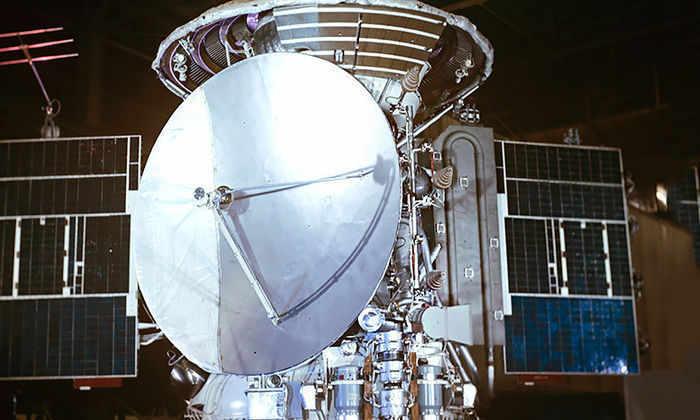 45 лет назад земной аппарат впервые приземлился на Марс