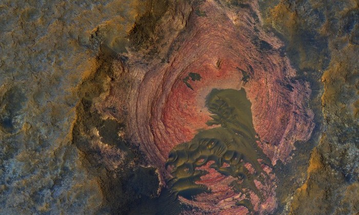 NASA показало на фото