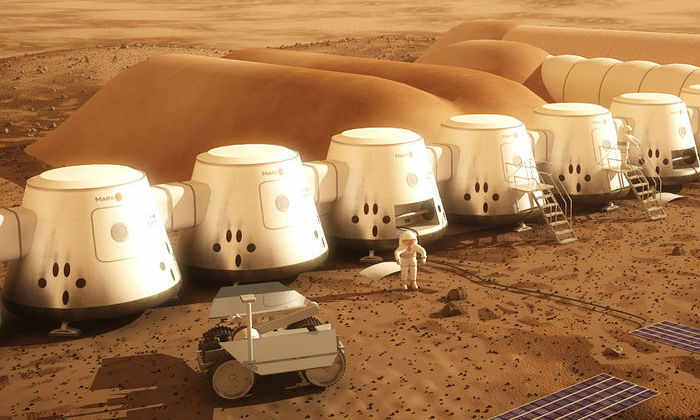 Curiosity нашел еще один «элемент жизни» на Марсе