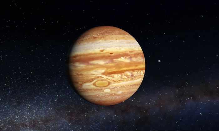 Астроном-любитель зафиксировал столкновение Юпитера с кометой