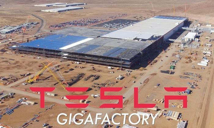 Tesla Gugafactory