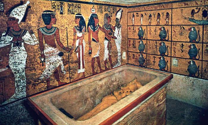 В гробнице Тутанхамона обнаружили тайные комнаты