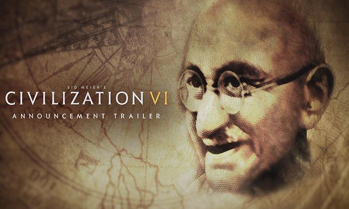 Civilization VI – премьерный трейлер