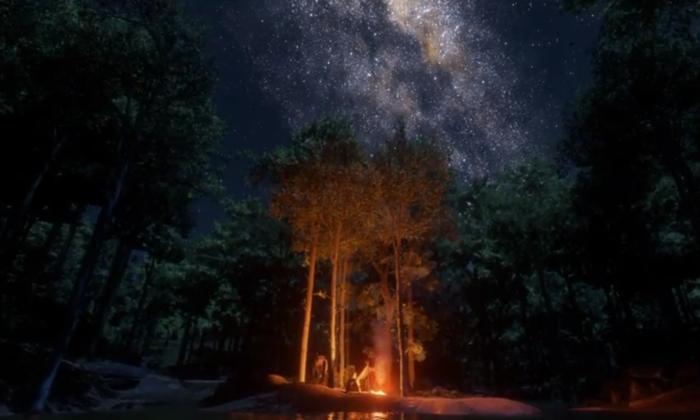 А вот и первый трейлер-анонс игры Red Dead Redemption 2